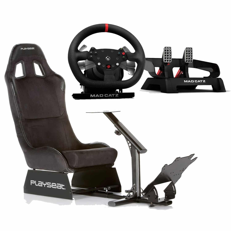 playseat Evolution Forza Motorsports Race Stoel