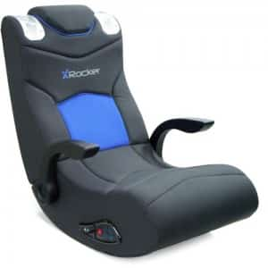 Ace Bayou X Rocker Ice Video Rocker Game Chair