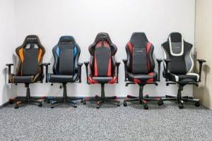 dxracer stoelen