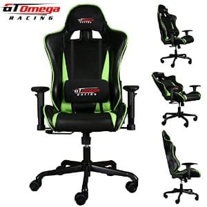 GT Omega PRO Racing game chair