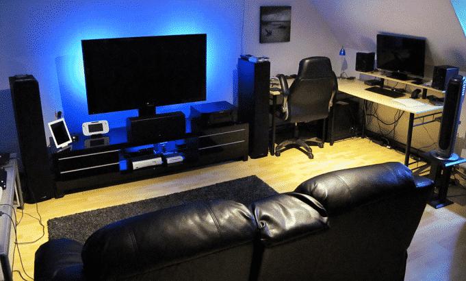 Inrichten Slaapkamer Spelletjes : Game room inrichten dit heb je zeker nodig gamestoel