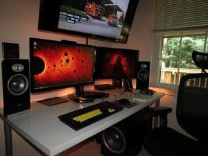 Game room ontwerpen