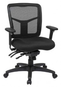 Office Star ProGrid Back Managers pc gaming chair