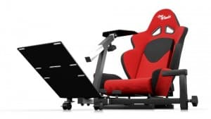 OpenWheeler Advanced Racing Seat Driving Simulator race stoel