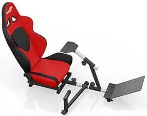 Openwheeler Advanced Racing Seat Driving Simulator gaming chair kopen