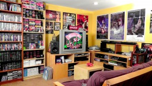 Perfecte game room