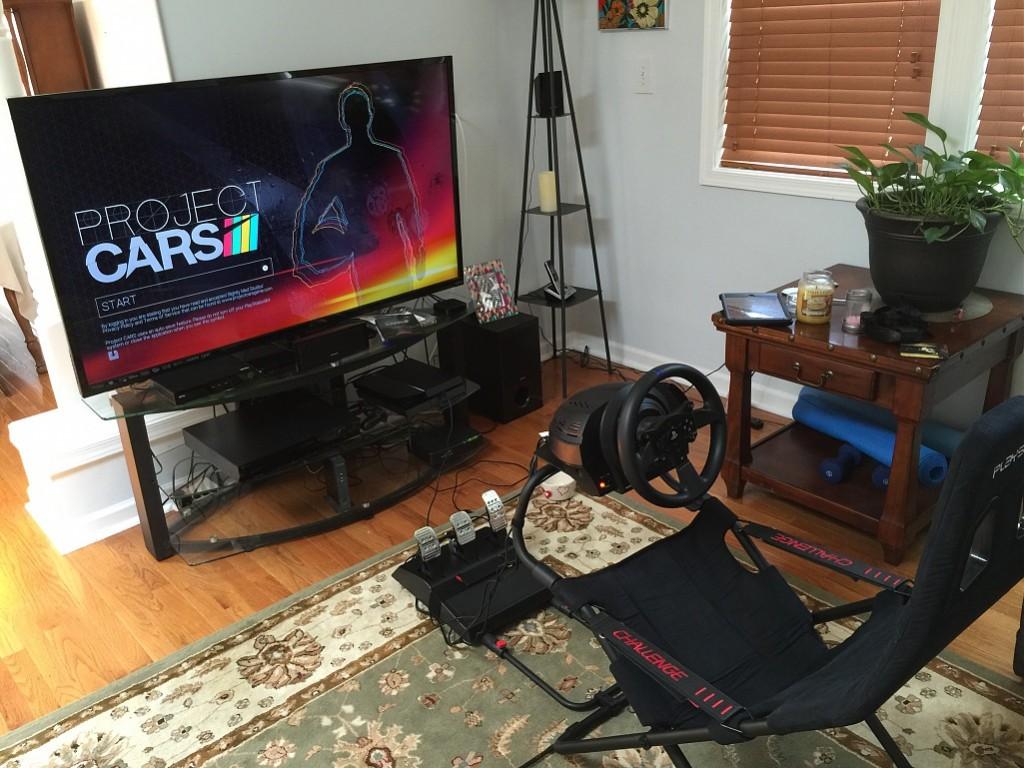 Playseat Challenge race stoel
