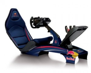 Playseat F1 Redbull Racing Limited Edition race stoel