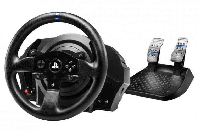 gaming racestuur set Thrustmaster T300 RS