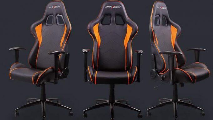 GT Omega vs DXRacer