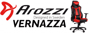 arozzi gaming chair logo