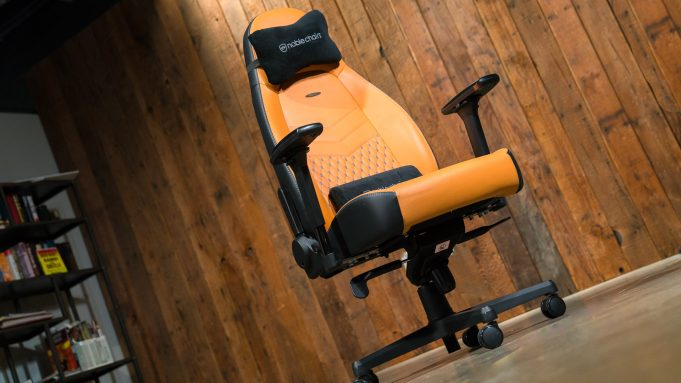 Gamestoel Noblechairs ICON Review