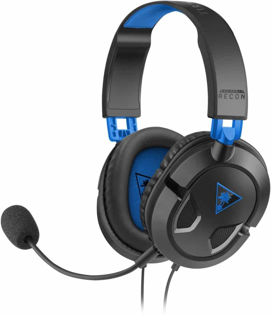 gamestoel turtle beach recon 50P gaming headset review