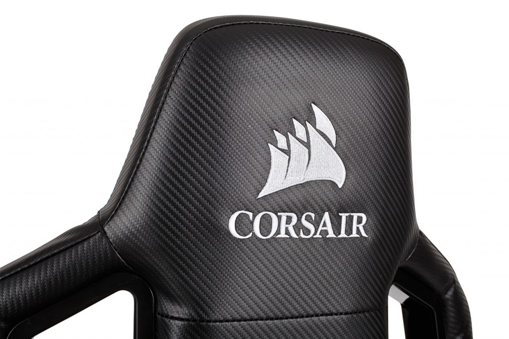 review gamestoel corsair t1 race