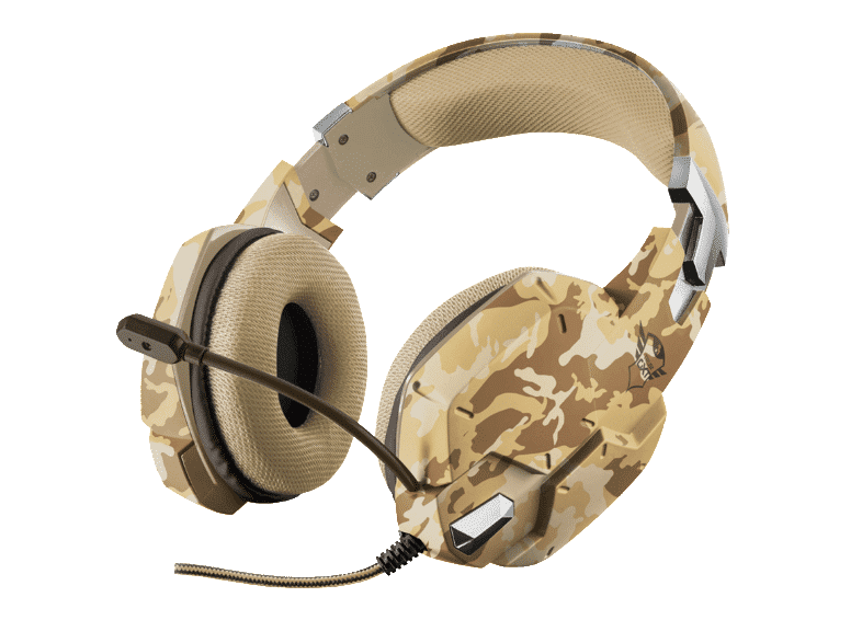 trust gaming headset trust gxt 322 review