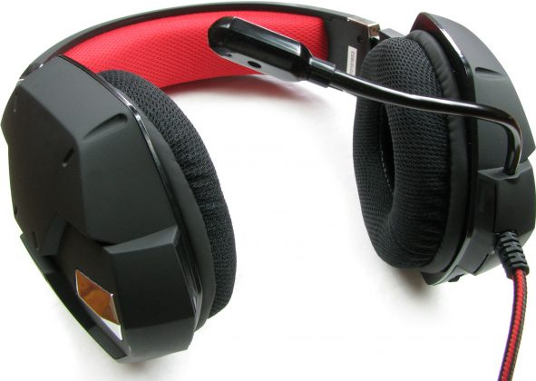 trust gxt 322 gaming headset review