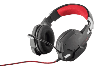 trust gxt 322 headset gaming review