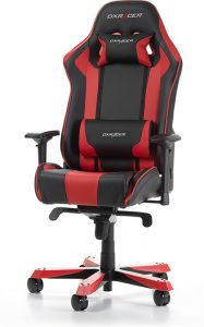 dxracer king review beste gamestoel