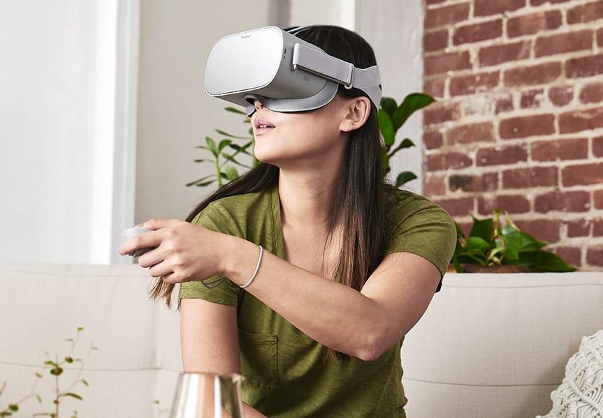 oculus go review beste vr headset