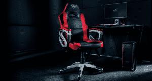trust gxt 705 review goedkope gamestoel